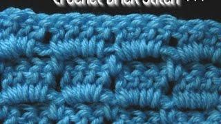 getlinkyoutube.com-Quick Crochet Brick Stitch Pattern