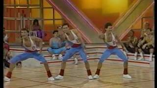 getlinkyoutube.com-The 1987 Crystal Light National Aerobic Championship, team competition The San Francisco Bay Club