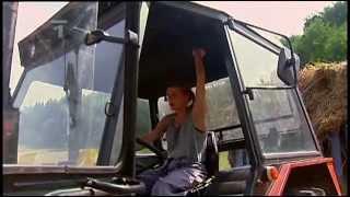 Zetor 7245 v seriálu Hraběnky - 1. část
