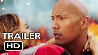 getlinkyoutube.com-Baywatch Official Trailer #1 (2017) Dwayne Johnson, Zac Efron Comedy Movie HD