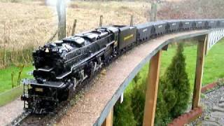 getlinkyoutube.com-Aster Allegheny on the SVRR with coal load