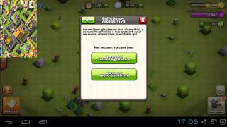 getlinkyoutube.com-Come sincronizzare 2 dispositivi su clash of clans