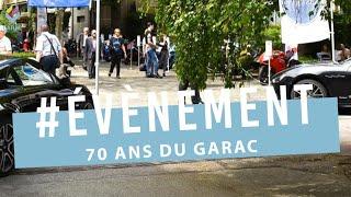 70 ans du GARAC