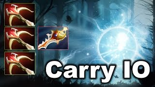 getlinkyoutube.com-7-Slotted Carry IO Killer Guardian(Wisp) Dota 2