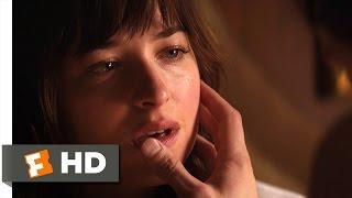 getlinkyoutube.com-Fifty Shades of Grey (3/10) Movie CLIP - Enlighten Me (2015) HD