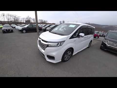 Хонда степвагон гибрид Honda stepwgn гибрид Honda stepwgn hybrid