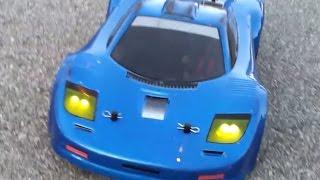 getlinkyoutube.com-Ofna Gtp2e with LED custom head and tail lights