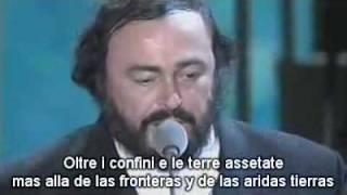 getlinkyoutube.com-U2 & Pavarotti - Miss Sarajevo (subtitulado español)