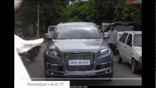 getlinkyoutube.com-Cars of South Indian film Stars.