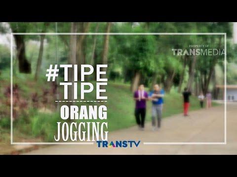INSTAWA - Tipe Tipe Orang jogging