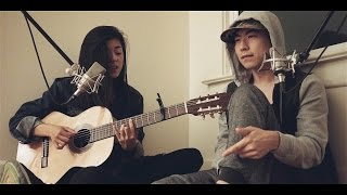 getlinkyoutube.com-Calvin Harris & Disciples - How Deep is Your Love (Cover) by Daniela Andrade x KRNFX