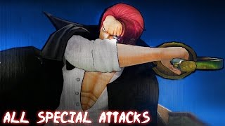 getlinkyoutube.com-One Piece Pirate Warriors 3 All Special Attacks