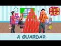 Pica-Pica - A guardar Videoclip Oficial