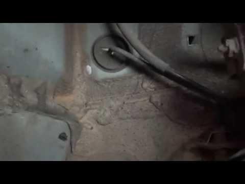 ... Xsara Picasso ABS Sensor & Pipe Into Engine Compartment
