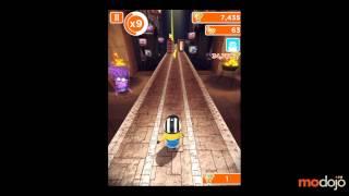 getlinkyoutube.com-Despicable Me: Minion Rush Walkthrough El Macho Boss Battle Round 2 (iPhone/iPad)