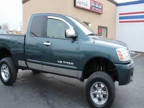 2005 Nissan Titan Problems, Online Manuals and Repair Information