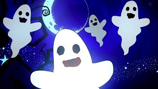 getlinkyoutube.com-Halloween Songs for Kids | The Haunted House | Funny Scary Nursery Rhyme Playlist for Children Baby