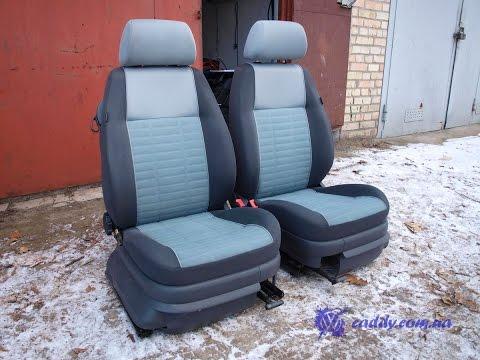 (VWPL-1) VW Polo - передние откидные сиденья