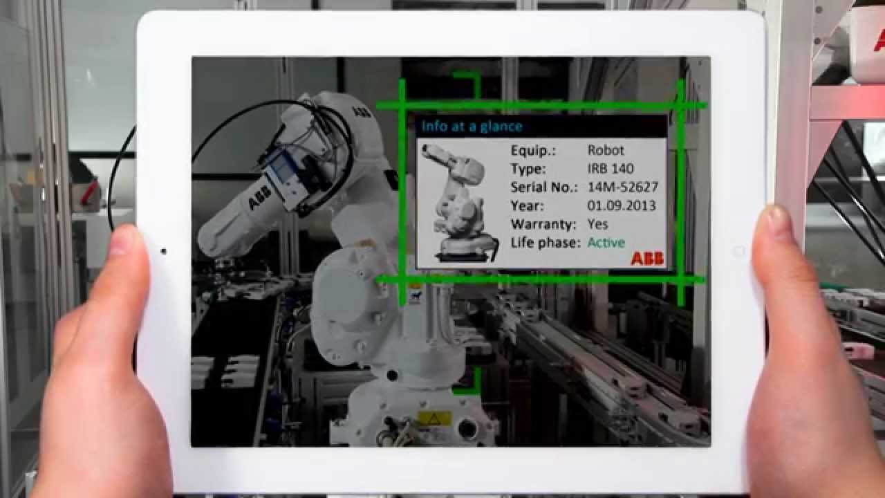 Augmented Reality Üretim Bandı
