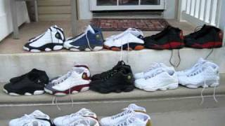 getlinkyoutube.com-Air Jordan 13 Collection