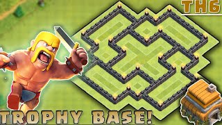 """getlinkyoutube.com-Clash of Clans - BEST Townhall 6 (TH6) Hybrid Base Layout! """"MOST EFFECTIVE"""""""