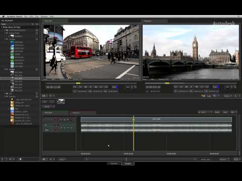 Timeline Editing: Viewing Source Footage