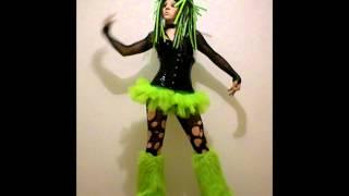 getlinkyoutube.com-Industrial Dance // Princess Chaos // Faderhead - TZDV