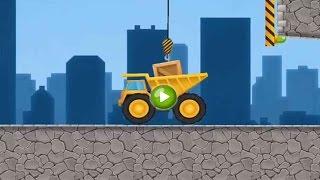 getlinkyoutube.com-Мультик ИГРА про МАШИНКИ - строительные машинки [3]
