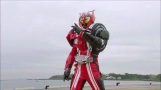 getlinkyoutube.com-Kamen Rider Drive - Type Tridoron Henshin Sound HD