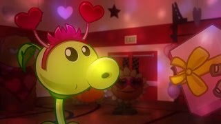 Plants Vs Zombies 2 San Valentin Trailer