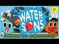 The Amazing World Of Gumball - Water Sons - Gumball Games