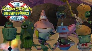 getlinkyoutube.com-The SpongeBob SquarePants Movie - Enemy Cutscenes HD