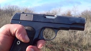 getlinkyoutube.com-Colt model 1903 Pocket 32acp Pistol