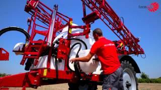 FarmGEM Quartz 3000 trailed crop sprayer