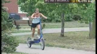 getlinkyoutube.com-Treadmill Bike Wins Major Award