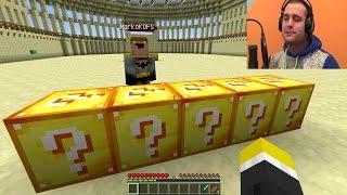 getlinkyoutube.com-Minecraft Lucky Block Mod PvP ep.1 [Srpski Gameplay] ☆ SerbianGamesBL ☆