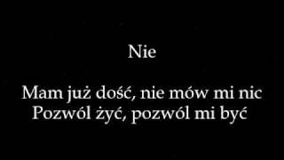 Gosia Andrzejewicz - Pozwól Żyć Z Tekstem