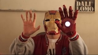 getlinkyoutube.com-#91: Iron Man Hand Part 3 - Thumb Control Repulsor LED (no soldering) | Costume | How To | Dali DIY