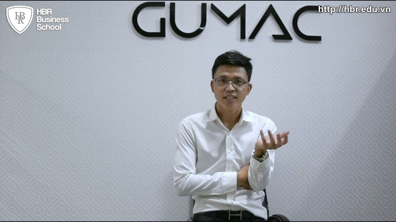 Cảm nhận học viên trường doanh nhân HBR - Giám đốc công ty thời trang GUMAC