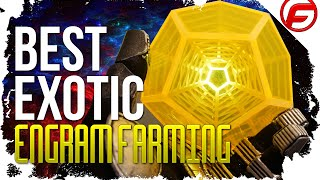 getlinkyoutube.com-Destiny- BEST EXOTIC ENGRAM FARMING New Method How to Get FAST EXOTICS ENGRAMS