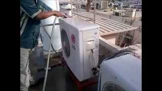 getlinkyoutube.com-ac servicing (split ac outdoor pm)