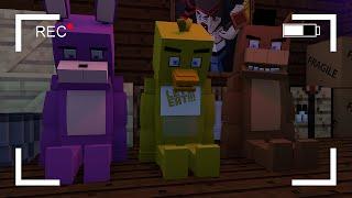 getlinkyoutube.com-Minecraft: CONSTRUINDO FIVE NIGHTS AT FREDDY'S! (Build Battle)
