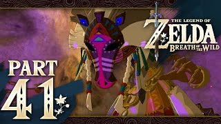The Legend of Zelda: Breath of the Wild - Part 41 - Horse God