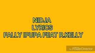 Fally Ipupa Nidja Lyrics