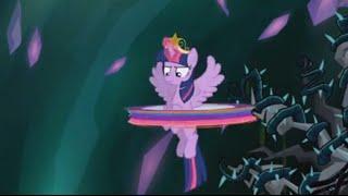getlinkyoutube.com-Devolucion de Los Elementos de la Armonia y algo mas || Princesa Twilight Sparkle 04x02