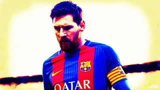 getlinkyoutube.com-Lionel Messi 2017 ● Scared To Be Lonely ● Skills & Goals   HD