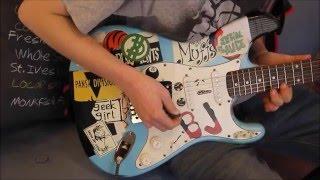 Making Billie Joe Armstrong's 'Blue' guitar