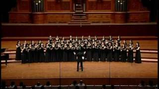 Ave Maria (Michael Head) - National Taiwan University Chorus
