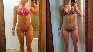 getlinkyoutube.com-From WBFF Bikini Pro to Fitness Pro - 2014 Transformation