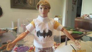 getlinkyoutube.com-Tutorial - camiseta do Ken - estampa de Batman